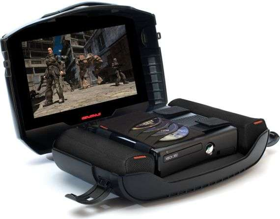 Rugged Portable Console Cases G155 Mobile Gaming Environment