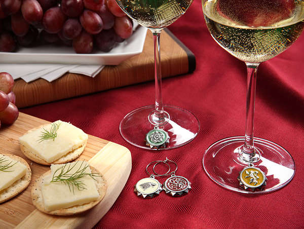 Fantasy Wine Glass Markers Game Of Thrones Wine Charms