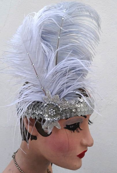 Great Gatsby Headpieces Great Gatsby Headpiece