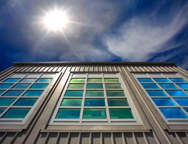 Green Energy Windows