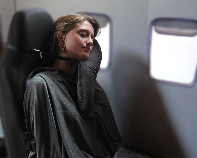 halo travel pillow