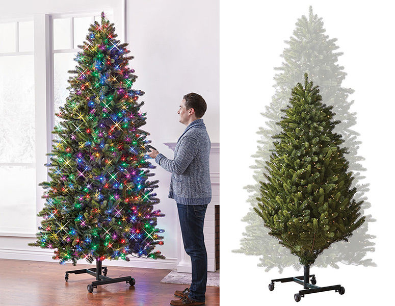 Home Accents Adjustable Christmas Tree