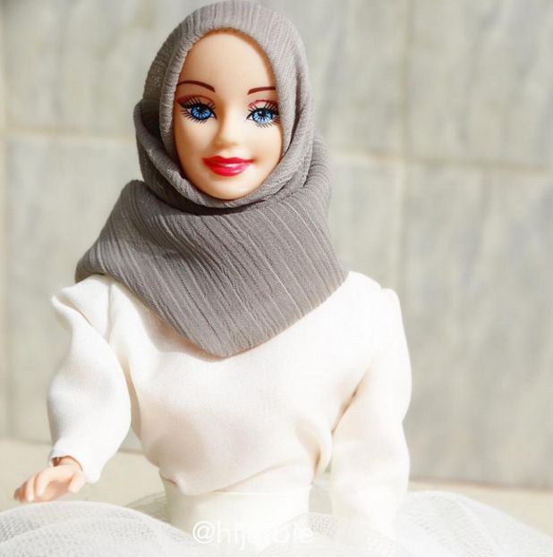 """Recommended read what marketers can learn from nike """"pro hijab collection"""" Hijab Wearing Barbie Dolls Hijab Wearing Barbie"""