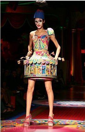 Jester Fashion Manish Arora At India Fashion Week