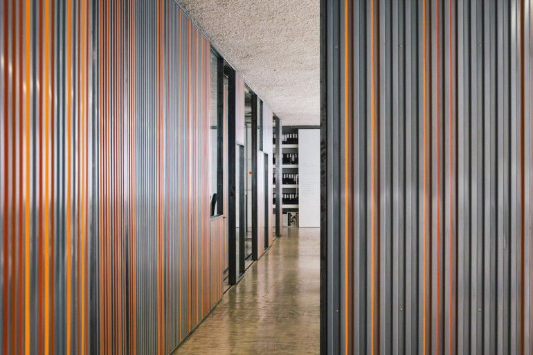 Aluminum Interior Doors