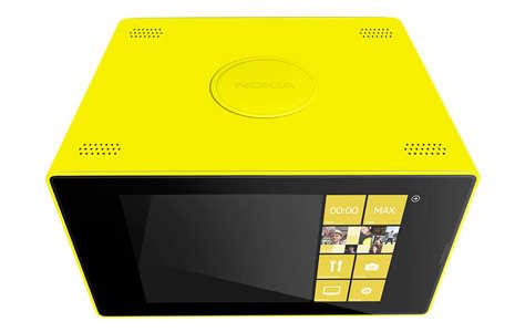 nokia microwave oven
