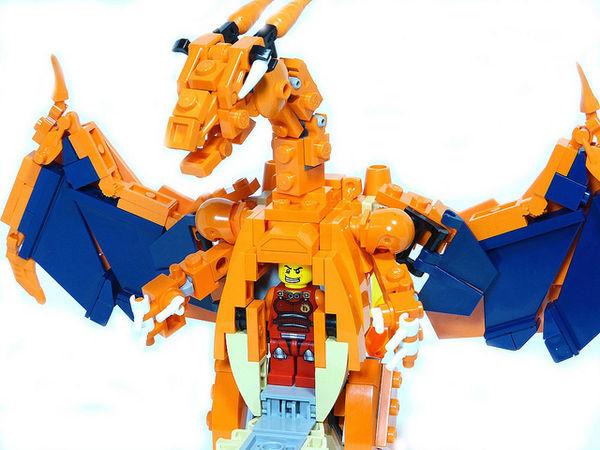 Building Block Mecha Monsters Pokemon Lego