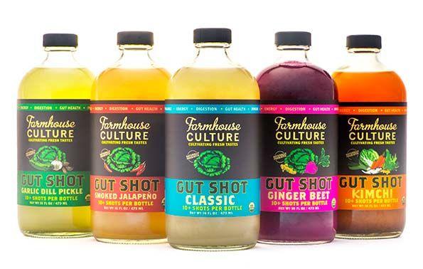 Exotic Digestive Beverages Probiotic Beverage