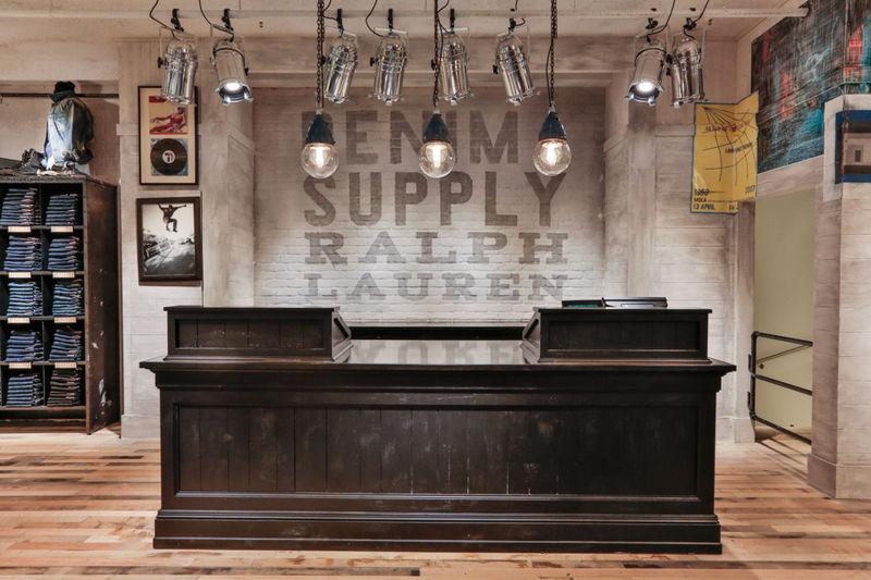 Americana Retail Shops Ralph Lauren Storefront