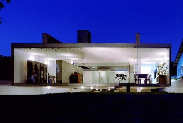 Mod Plateaued Abodes Ribeirao Preto House