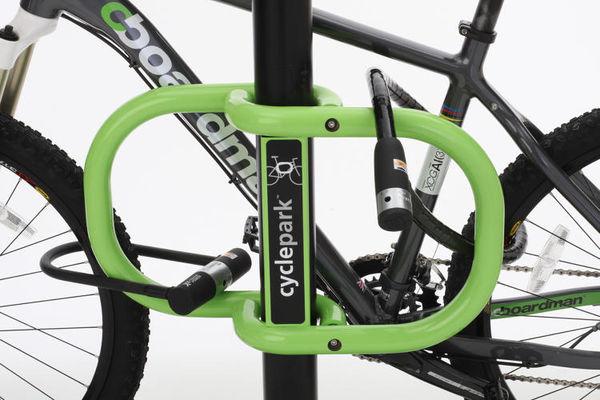 bike post parking gadgets sign bike rack