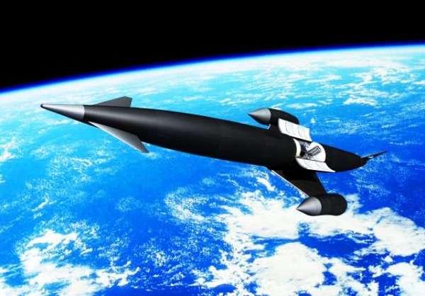 Eco Friendly Spaceships Skylon Space Plane