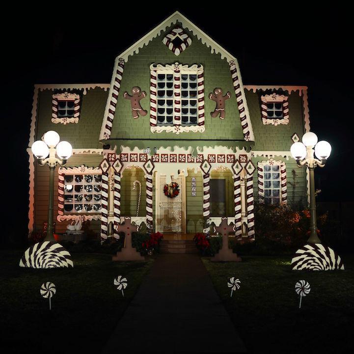 Spooky Christmas Decorations Spooky Christmas