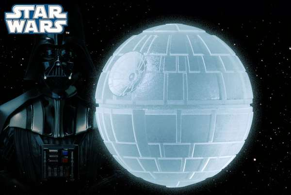 Galactic Globe Chillers Star Wars Death Star Silicone