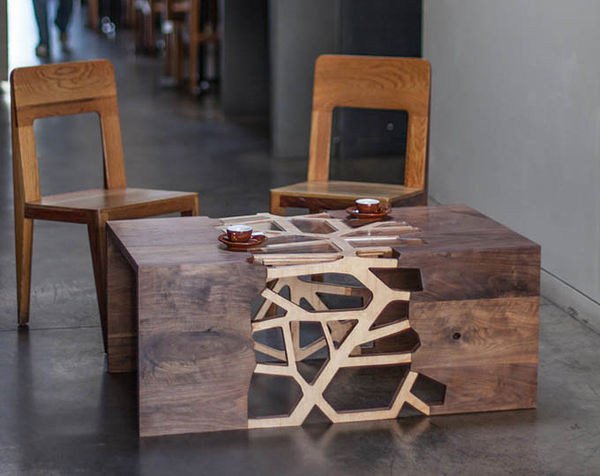 branch inspired coffee tables table