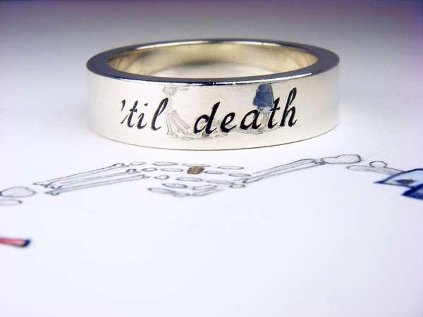 Succinct Commitment Rings Til Death Ring