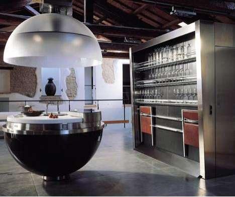 30 Ultra Modern Kitchens on Ultra Modern Luxury Modern Kitchen Designs  id=26175