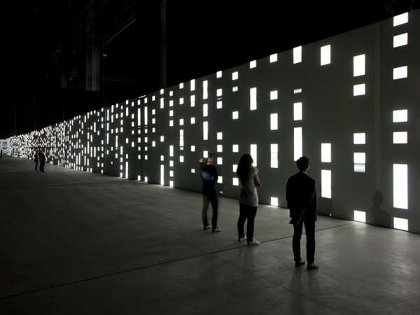 Minimalist Infinite Installations