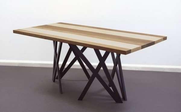 cris crossing furniture legs x table