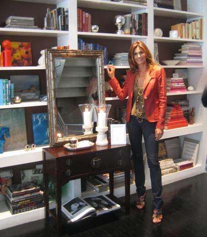 Supermodel Interior Decor Cindy Crawford Style