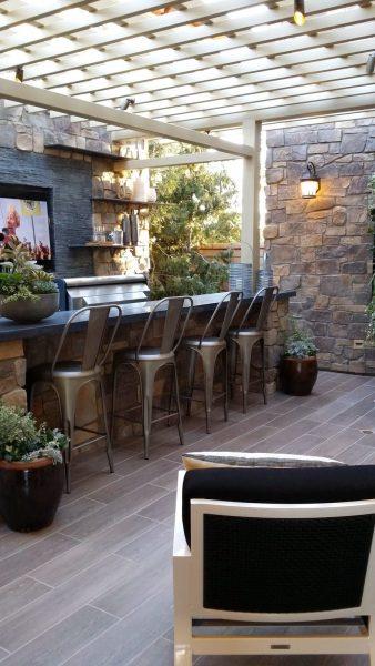 outdoor patio bar design ideas 23 Creative Outdoor Wet Bar Design Ideas