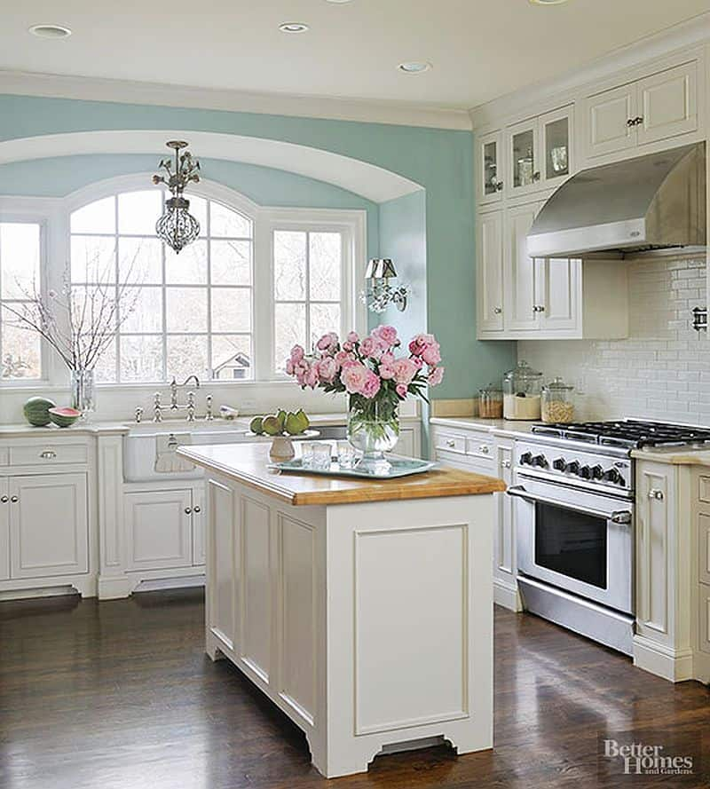 kitchen colors color schemes and designs on best colors for kitchen walls id=80629