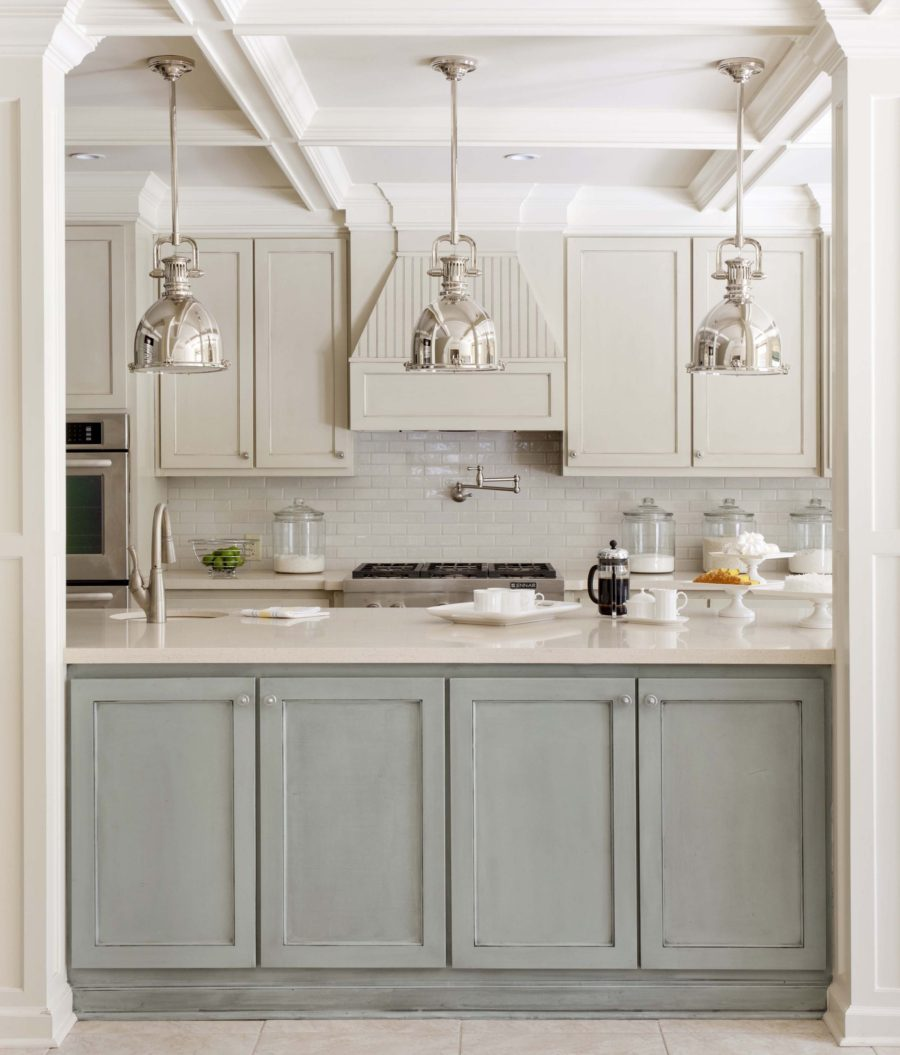 35 Two Tone Kitchen Cabinets To Reinspire Your Favorite Spot
