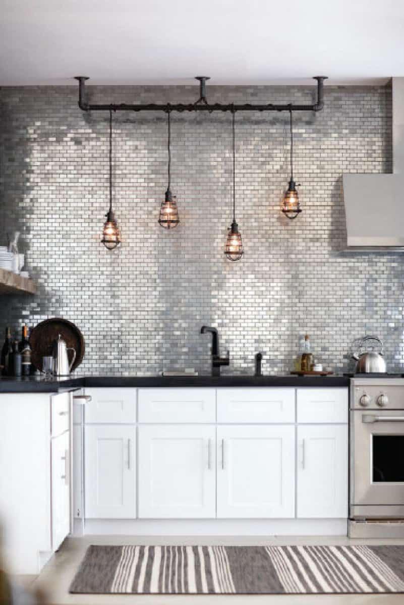 modern kitchen backsplash ideas for