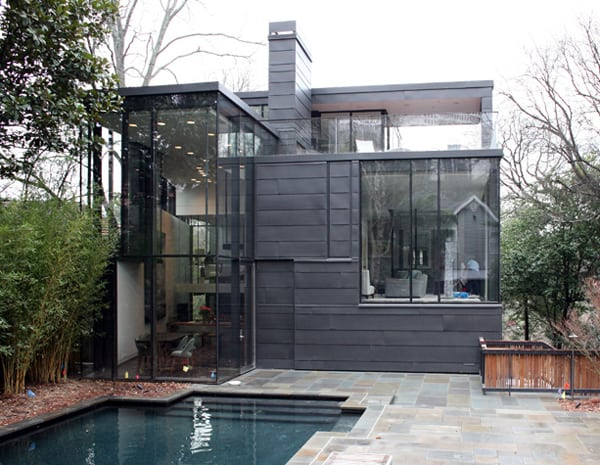 Stunning Modern Glass Houses That Beling in the Storybooks on Modern Glass Houses  id=88504