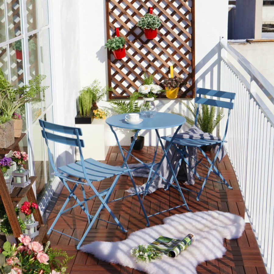 Better Homes And Gardens Balcony Ideas