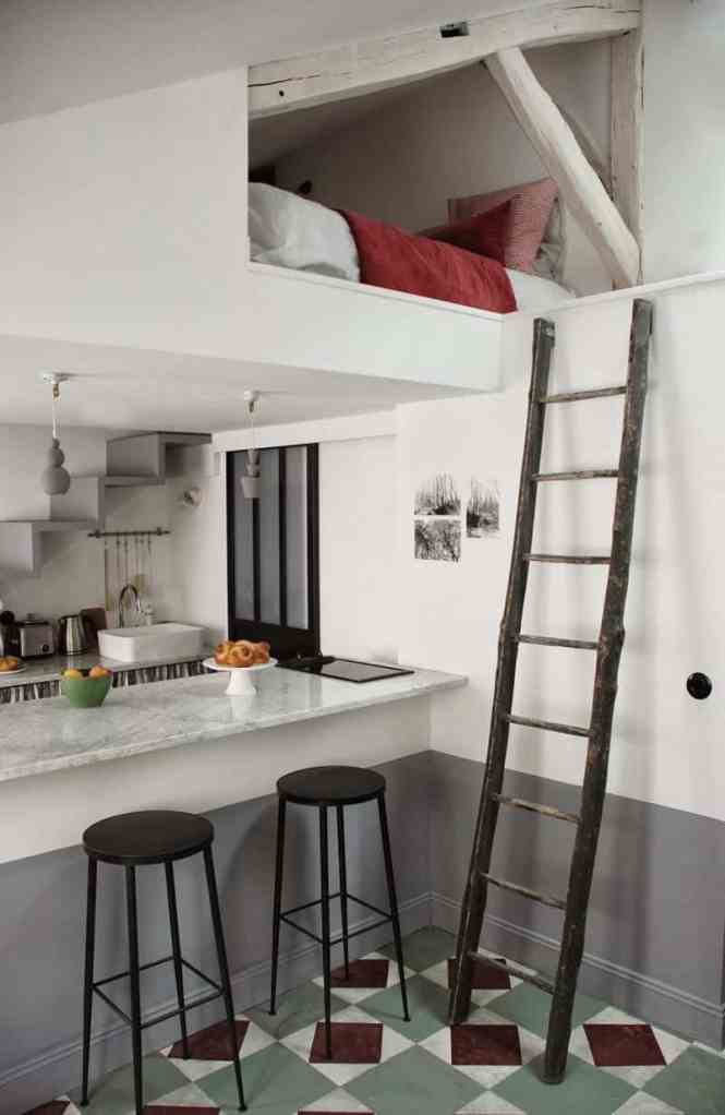 View In Gallery 25 Square Meter Apartment