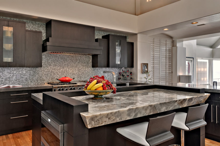 Trends and Novelties: Unusual Kitchen Countertops on Kitchen Counter Decor  id=20379