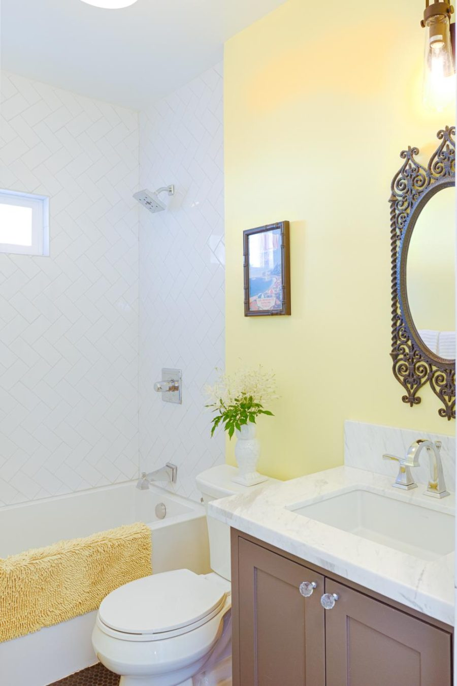 These Small Bathrooms Will Give You Remodeling Ideas on Nice Bathroom Designs For Small Spaces  id=14753