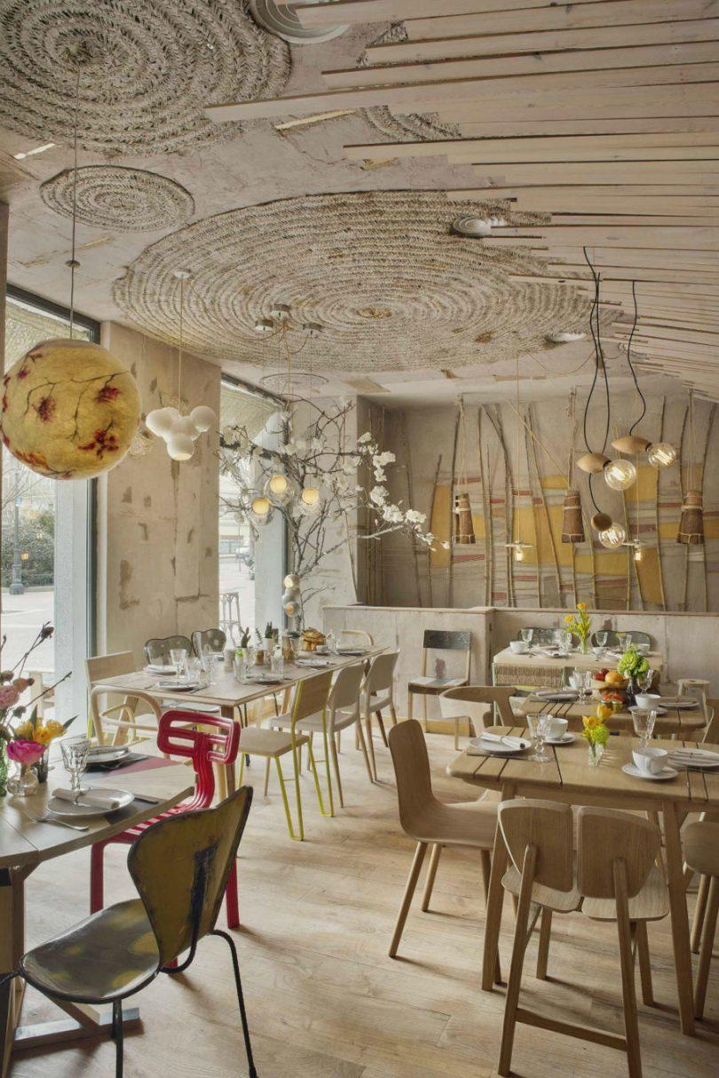 Restaurant Mama Campo in Madrid