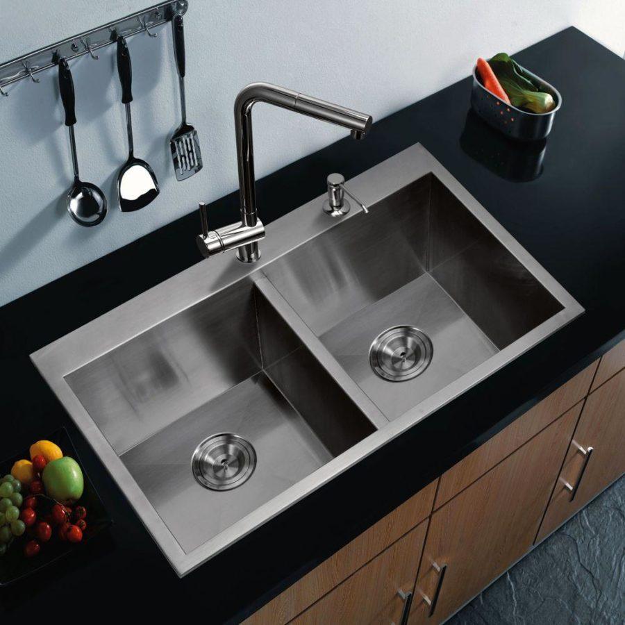 Modern Kitchen Sink Designs That Look to Attract Attention