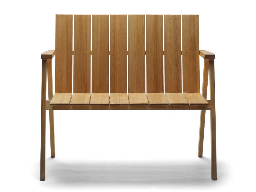 35 contemporary garden benches that