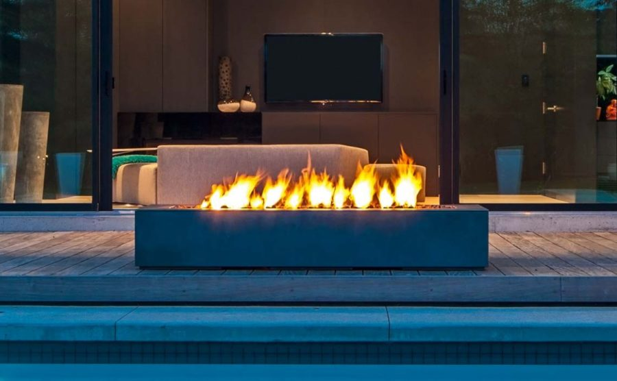 20 Modern Fire Pits That Will Ignite The Style Of Your ... on Fire Pit Design  id=44784