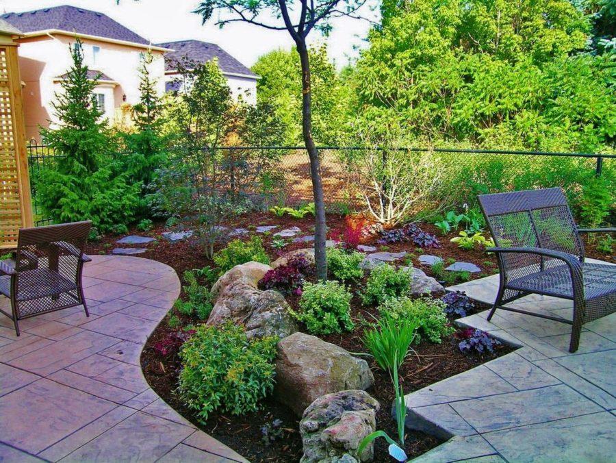 Low Maintenance Backyard Design Concepts on Low Maintenance Backyard  id=39104