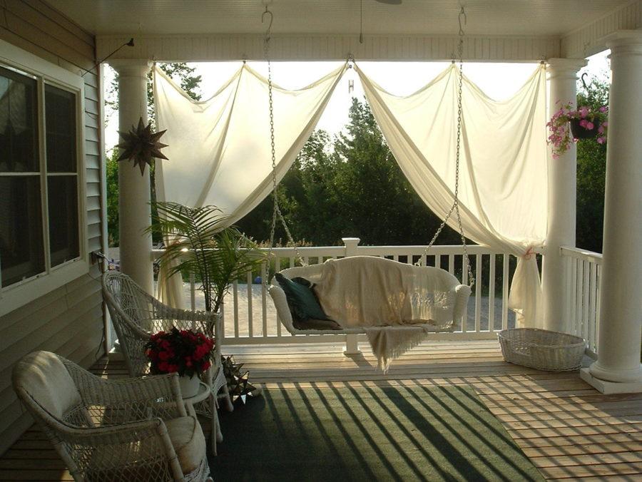 15 Super Simple Back Porch Ideas on Back Patio Porch Ideas id=39381