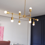 Ignite The Night With These 15 Brass Chandeliers