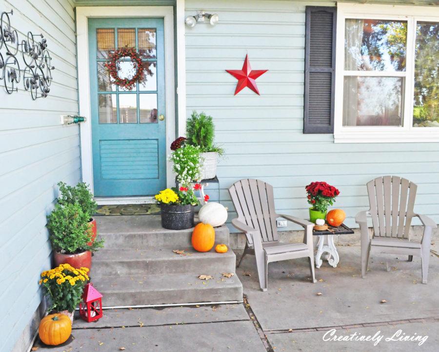 15 Super Simple Back Porch Ideas on Simple Back Deck Ideas id=42727