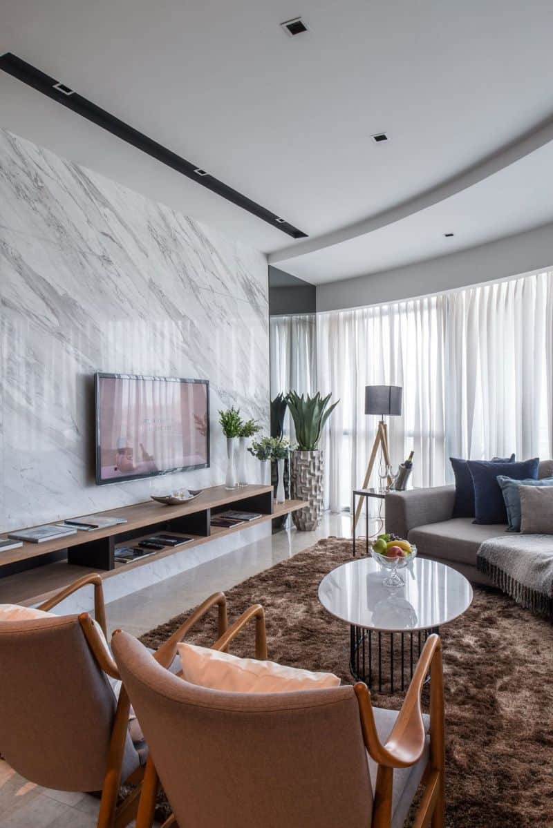 10 Chic Ways To Incorporate Marble Into Your Home