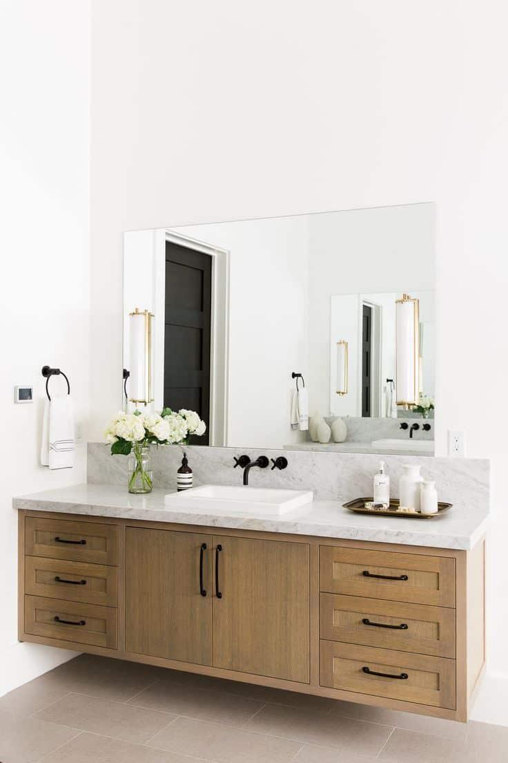 14+ Traditional Bathroom Vanity Pics