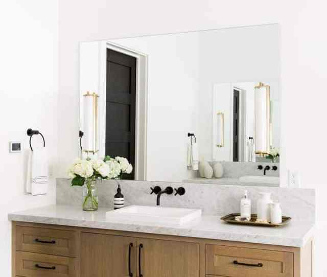 View In Gallery Modern Traditional Bathroom Vanity 15 Modern Bathroom Vanities For Your Contemporary Home