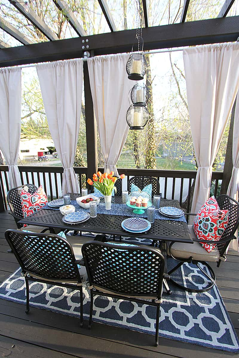 10 Ways To Make The Most Out Of A Small Outdoor Space