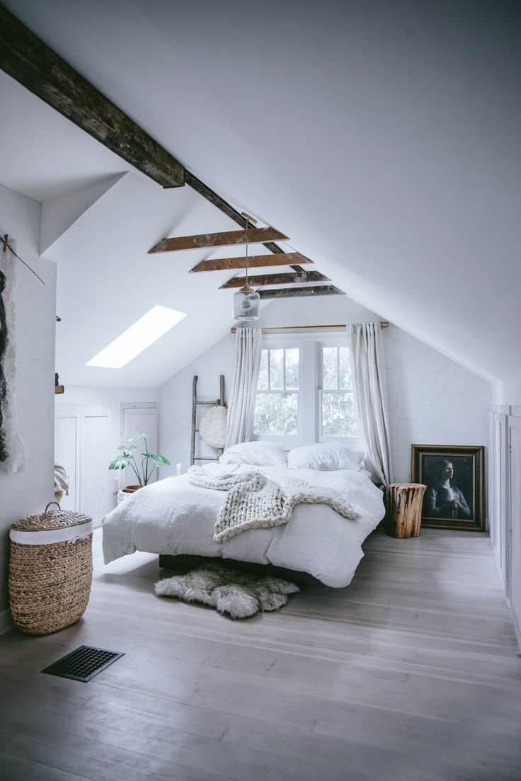 40 Simple and Chic Minimalist Bedrooms on Minimalist Modern Simple Bedroom Design  id=25995