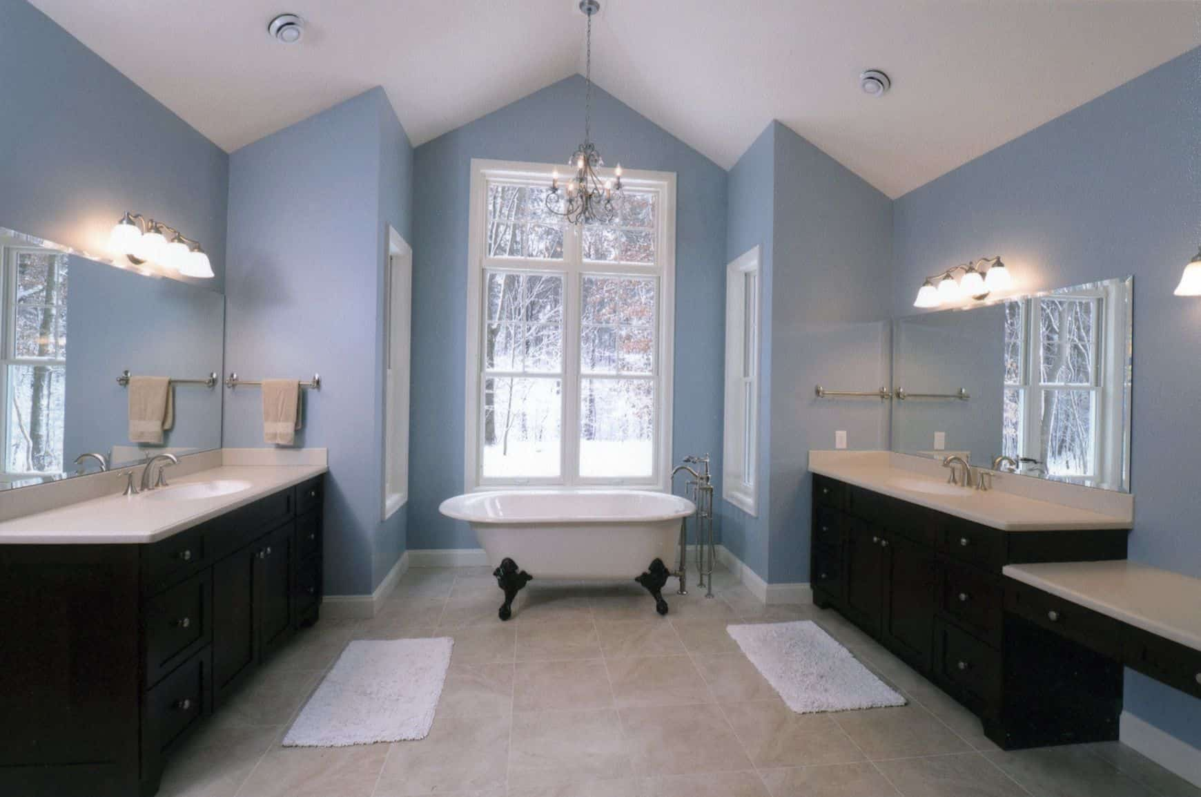 How To Properly Decorate With Shades Of Blue