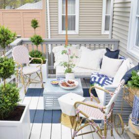 ultra modern outdoor furniture ideas