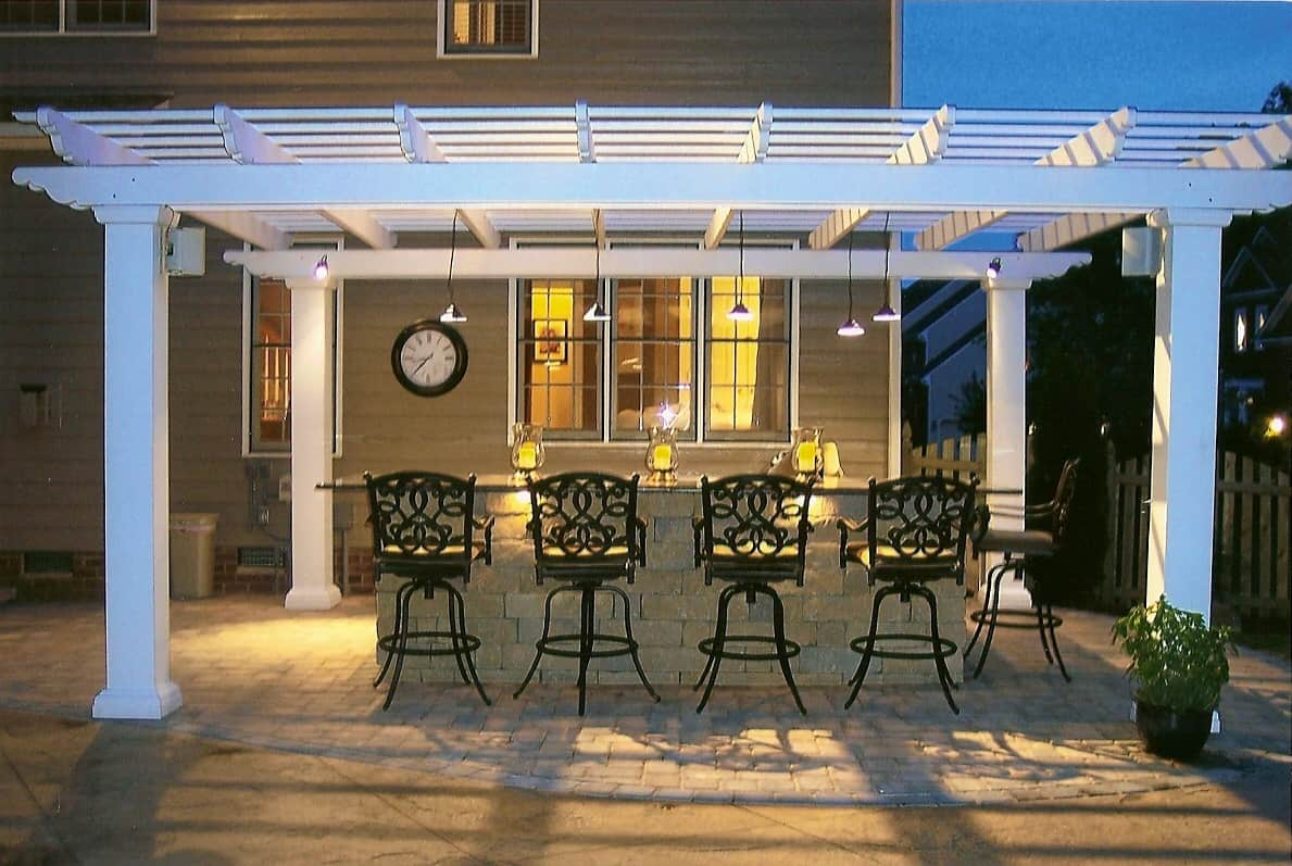 Trending Outdoor Bar Ideas to Try Today on Outdoor Bar Patio Ideas id=64219