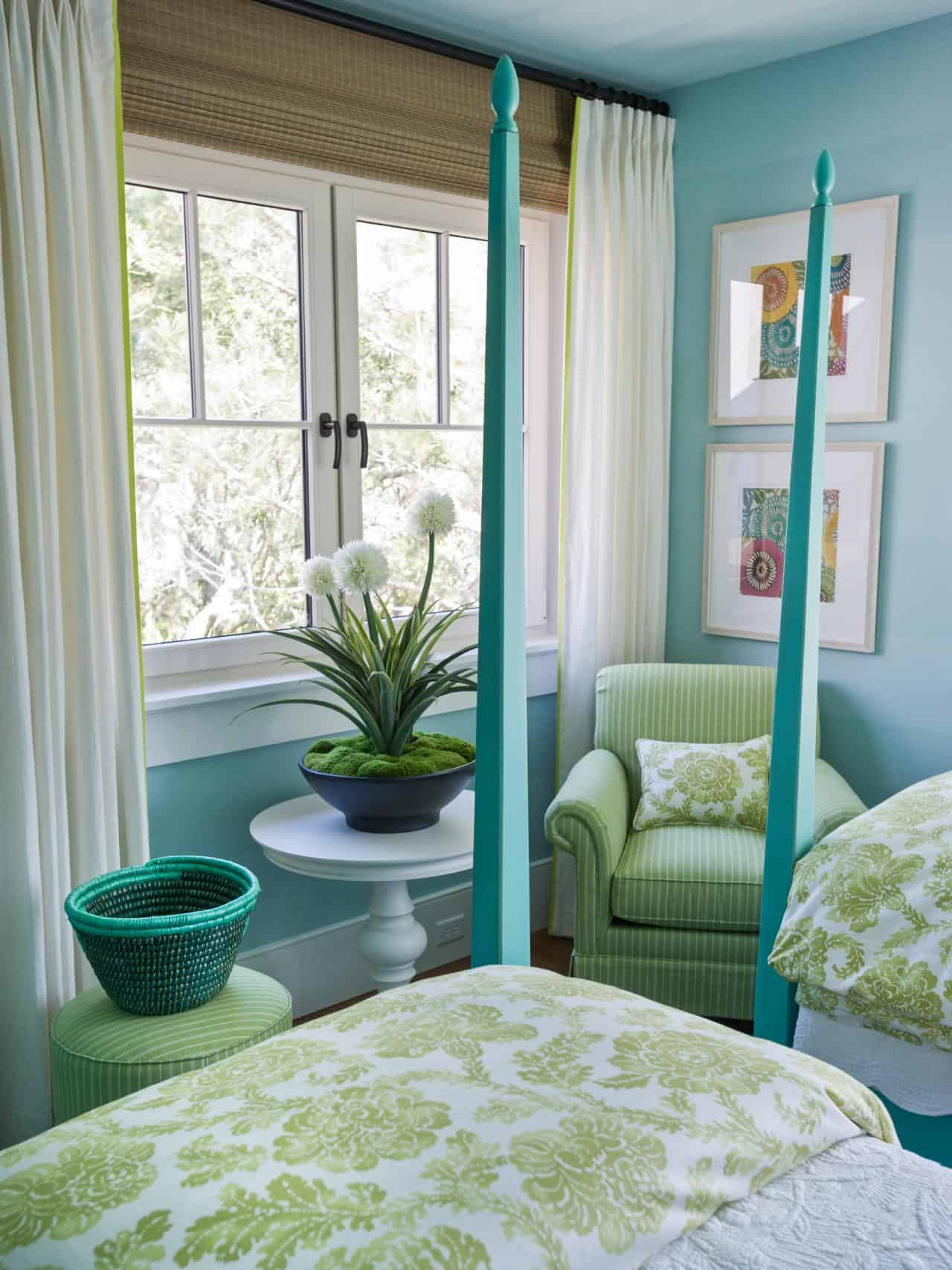 Green Bedroom Ideas That Will Refresh The Space